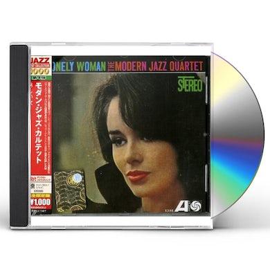 The Modern Jazz Quartet LONELY WOMAN CD