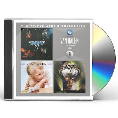 Van Halen TRIPLE ALBUM COLLECTION CD