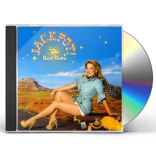 Bette Midler JACKPOT: THE BEST BETTE CD