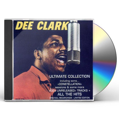 Dee Clark ULTIMATE COLLECTION CD