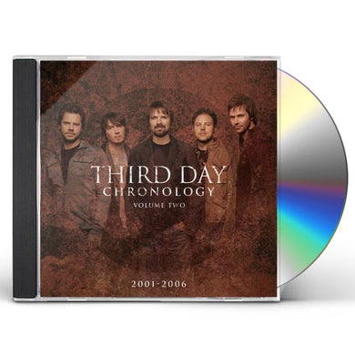 Third Day CHRONOLOGY 2 CD