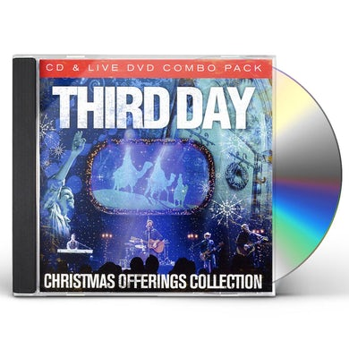 Third Day CHRISTMAS OFFERINGS COLLECTION CD
