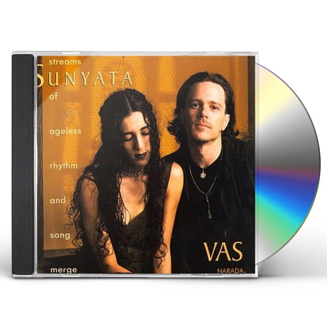 Vas SUNYATA CD