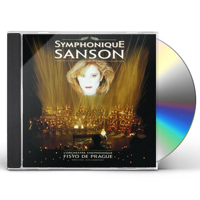 Veronique Sanson SYMPHONIQUE CD