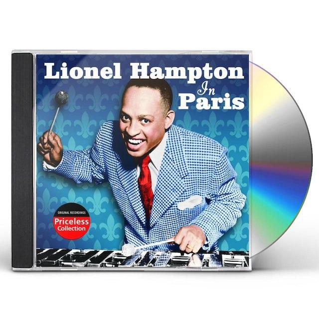 Lionel Hampton IN PARIS CD
