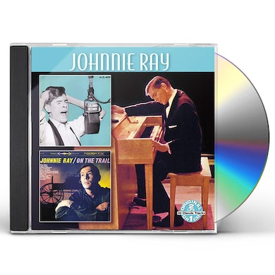 Johnnie Ray ON THE TRAIL CD