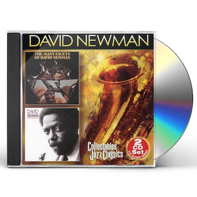 David Newman MANY FACETS OF / HEADS UP CD