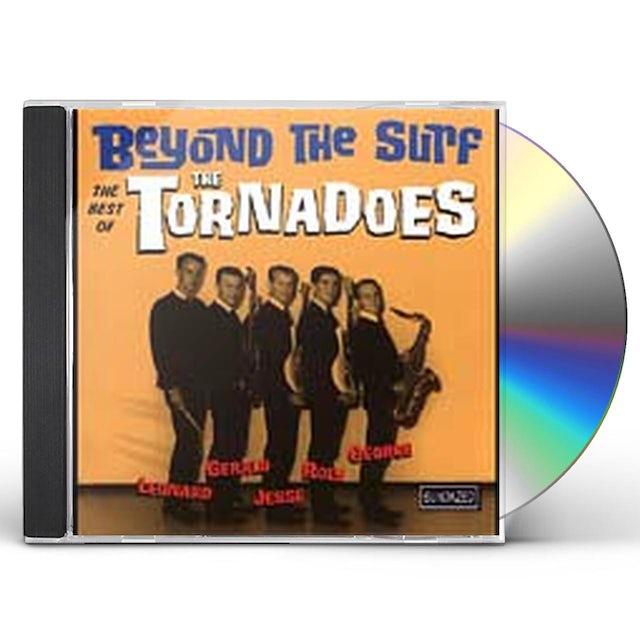 Tornadoes BEYOND SURF CD