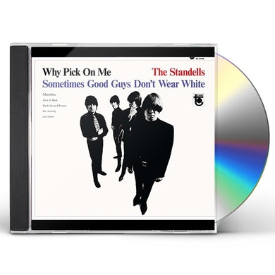 The Standells WHY PICK ON ME CD