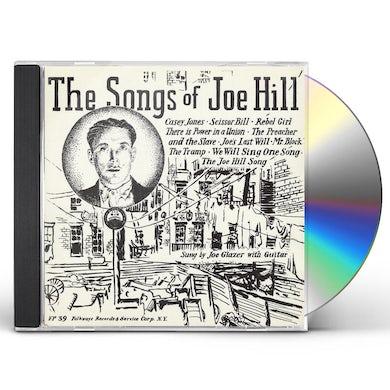 Joe Glazer SONGS OF JOE HILL CD
