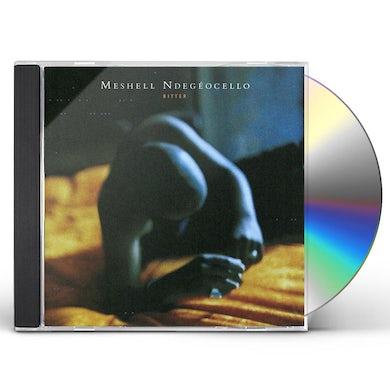 Meshell Ndegeocello BITTER CD