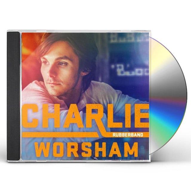 Charlie Worsham RUBBERBAND CD