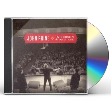 John Prine IN PERSON & ON STAGE CD