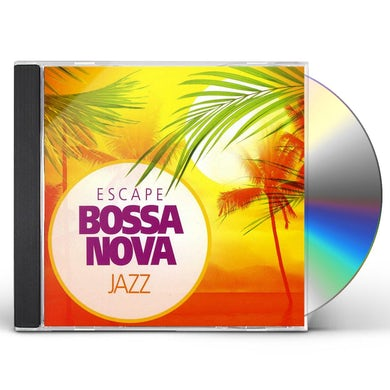Dirk Freymuth BOSSA NOVA ESCAPE CD