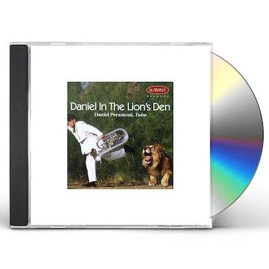 Daniel Perantoni DANIEL IN THE LION'S DEN CD