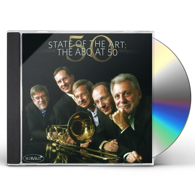 American Brass Quintet STATE OF THE ART: THE ABQ AT 50 CD