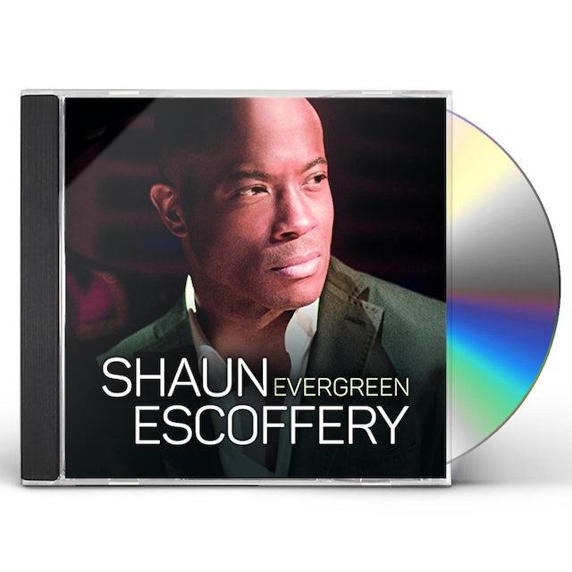 Shaun Escoffery EVERGREEN CD