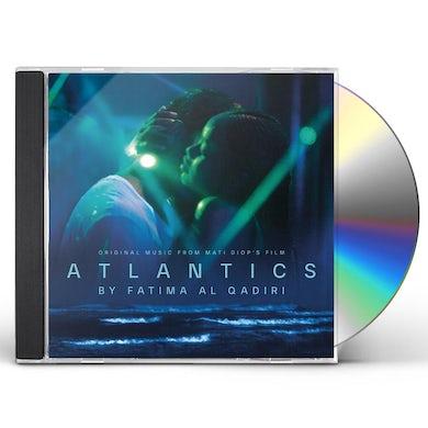 Fatima Al Qadiri ATLANTICS CD