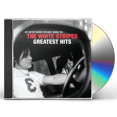 The White Stripes Greatest Hits CD