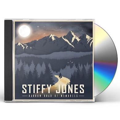 STIFFY JONES NARROW ROAD OF MEMORIES CD