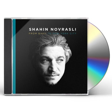 Shahin Novrasli FROM BAKU TO NEW YORK CITY CD