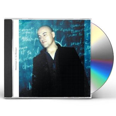 Dominique A LA MUSIQUE CD
