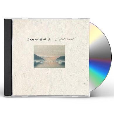 Dominique A L'HORIZON CD