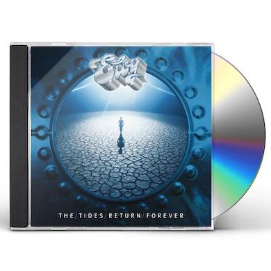 Eloy TIDES RETURN FOREVER CD