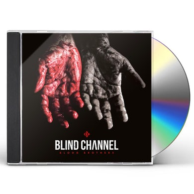 Blind Channel BLOOD BROTHERS CD