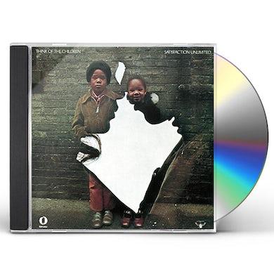 THINK OF CHILDREN CD