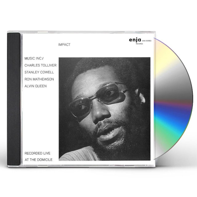 Charles Tolliver IMPACT CD