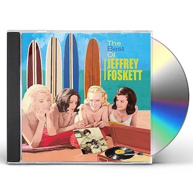 Jeffrey Foskett BEST OF CD