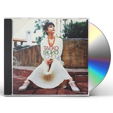Taeko Onuki TCHOU CD