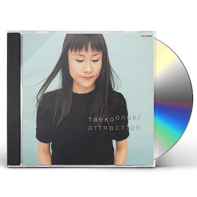 Taeko Onuki ATTRACTION CD