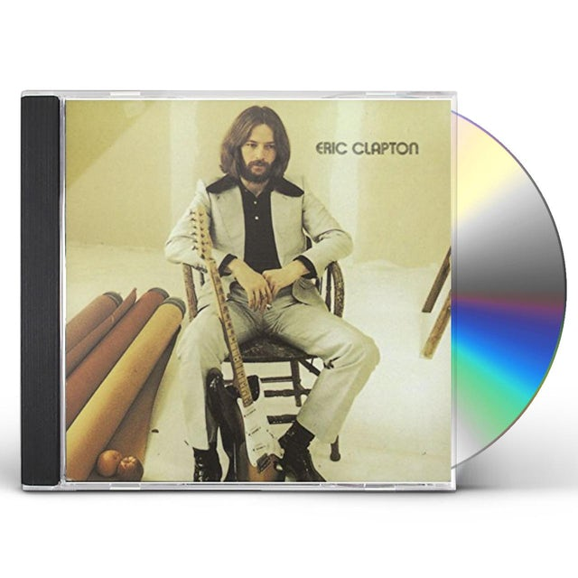 ERIC CLAPTON: LIMITED CD