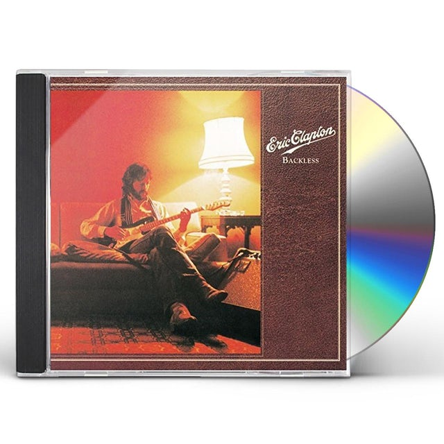 Eric Clapton BACKLESS: LIMITED CD