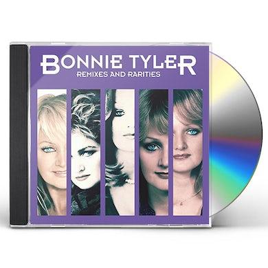 Bonnie Tyler REMIXES & RARITIES DELUXE EDITION CD