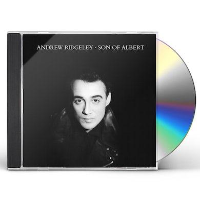 Andrew Ridgeley SON OF ALBERT CD