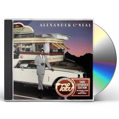 Alexander O'Neal CD