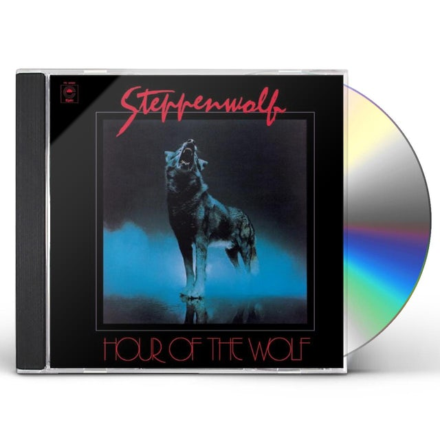 Steppenwolf HOUR OF THE WOLF CD