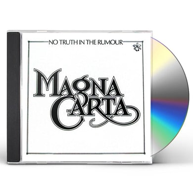 Magna Carta NO TRUTH IN THE RUMOUR CD