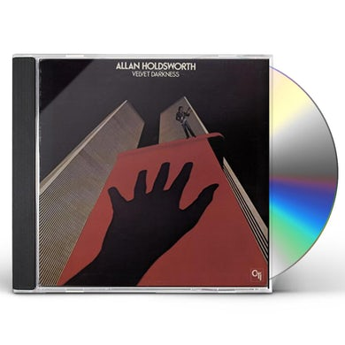 Allan Holdsworth VELVET DARKNESS CD