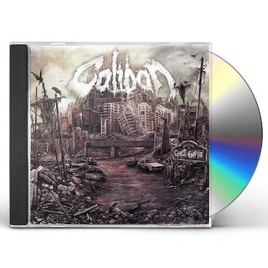 Caliban GHOST EMPIRE CD