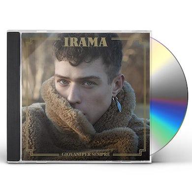 Irama GIOVANI PER SEMPRE CD