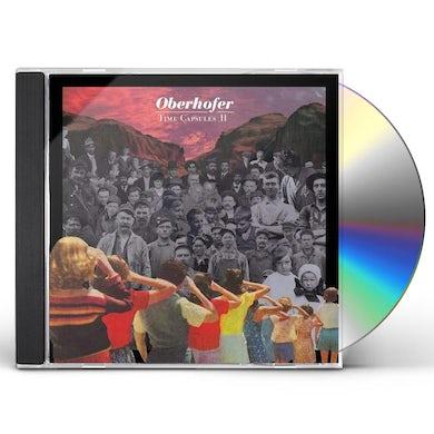 Oberhofer TIME CAPSULES II CD