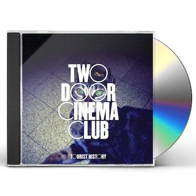 Two Door Cinema Club TOURIST HISTORY CD