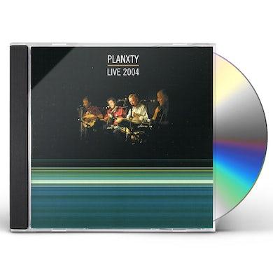 LIVE 2004 CD