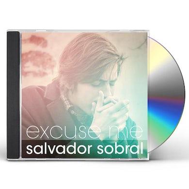 Salvador Sobral EXCUSE ME CD