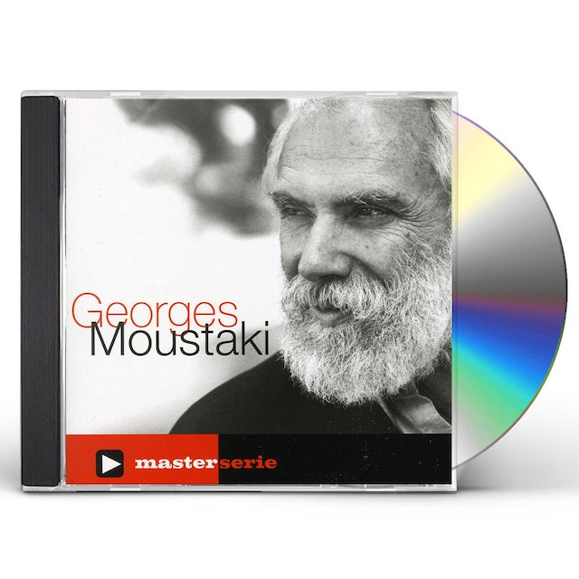 Georges Moustaki MASTER SERIE CD