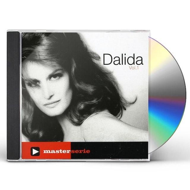 Dalida MASTER SERIE 1 CD